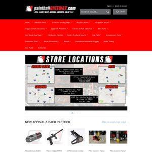 Absolute Sports website screenshot