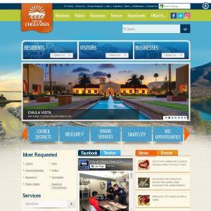 Chula Vista Gun Store website screenshot