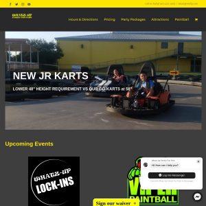 Whatz-Up website screenshot