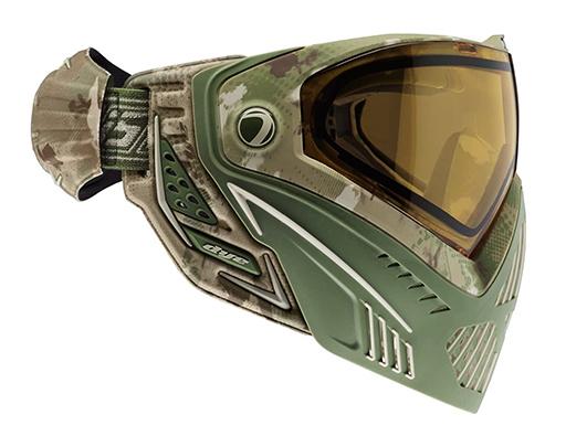 Dye i5 Thermal Paintball Mask
