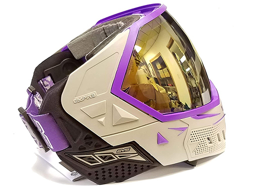 Empire EVS Impact Edition Paintball Mask