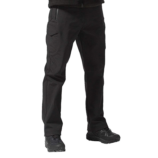 FREE SOLDIER Fleece-Lined Cargo Pants
