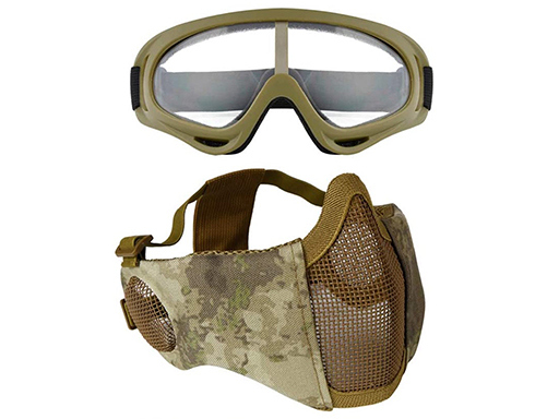 Outgeek Mask & Goggles Combo